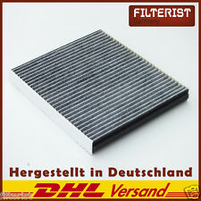 Innenraumfilter Mikrofilter Aktivkohle Opel Astra F,G, Zafira A,B- BEHR-Systeme!