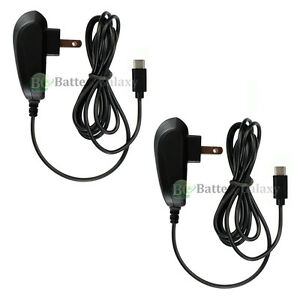 Details about 2X NEW USB Type C Wall Charger for Android Phone ZTE Imperial  Max 2 / Zmax Pro
