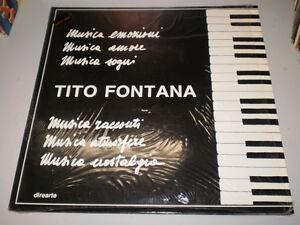 TITO-FONTANA-RARE-direarte-LP-1990-MADE-IN-ITALY-FO207