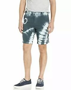 NWT Levi's XX Chino Standard Taper Shorts Stretch Blue Men's Size 36