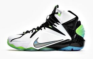 release date: 101bd 3243e Image is loading AUTHENTIC-NIKE-LEBRON-XII-AS-ALL-STAR-EDITION-