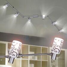 plafonnier LED 11,4 Watt éclairage Rails pour pivotant Spot Longueur 197cm