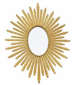 Mirrors Le Soleil Oval Sunburst