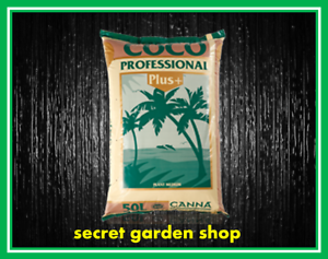 Free P/&P Canna Professional Coco Growing Medium 50L