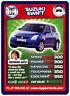 Suzuki Swift #287 Top Gear Turbo Challenge Trade Card (C362)