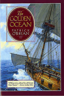 The Golden Ocean, Patrick OBrian, Used; Good Book