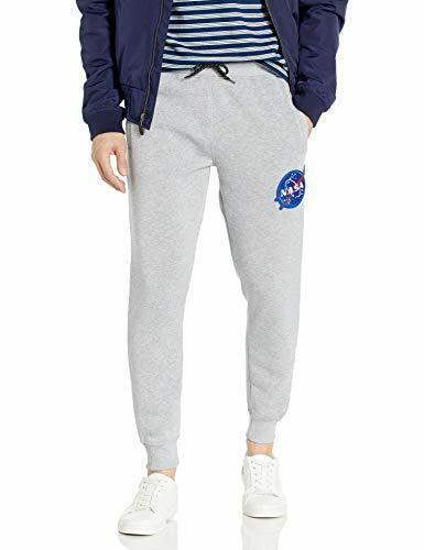 WT02 UOMO COLLEZIONE della NASA in pile Jogger Pantaloni-scegli SZ//Colore