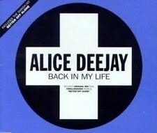 Alice Dee Jay back in my life (Hitradio MIX/thrillseekers Remix, 1999.. [Maxi-CD]