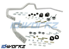 WHITELINE FRONT & REAR (24MM) ANTI ROLL BAR PACKAGE FOR NISSAN 200SX SILVIA S14