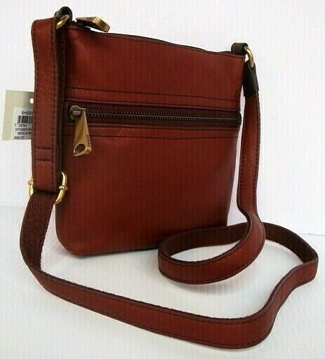 Fossil Voyager Crossbody Bag Small