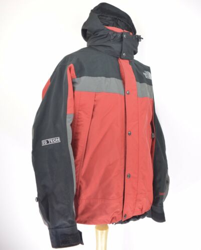 L Face Mountain Vintage Eg North Goretex Tech Jacket qCw5xZg05