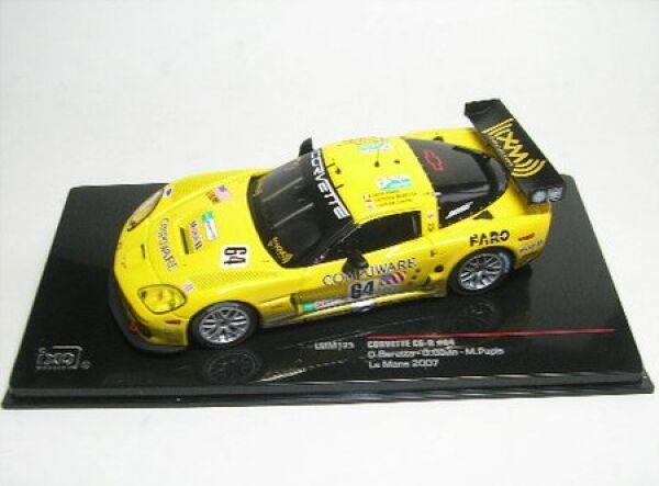 Corvette c6-r c6-r c6-r no 64 2007 Lemans 291967