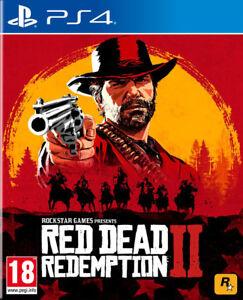Videogioco-PS4-Red-Dead-Redemption-2-Nuovo-Italiano-per-Sony-PlayStation-4