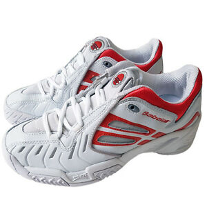 Babolat-Pure-Lady-III-Shoes-Tennis-Shoes-Sneakers-Ladies-White-New-Shoes