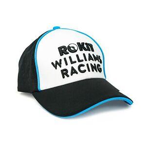 Racing Rokit Williams F1 George Russell Driver Cap Black 2020