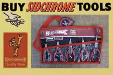 SIDCHROME SCMT28460 5pce MINI PLIER SET IN ROLL