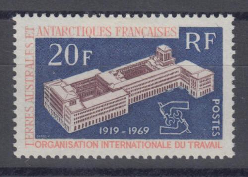 Französische Gebiete in der Antarktis (TAAF) - Michel-Nr. 55 ungebraucht/* (IAO)