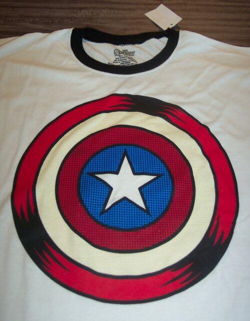 captain america t shirt big w