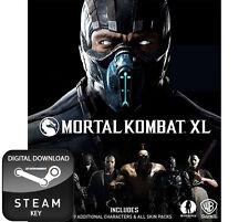 MORTAL KOMBAT XL PC STEAM KEY