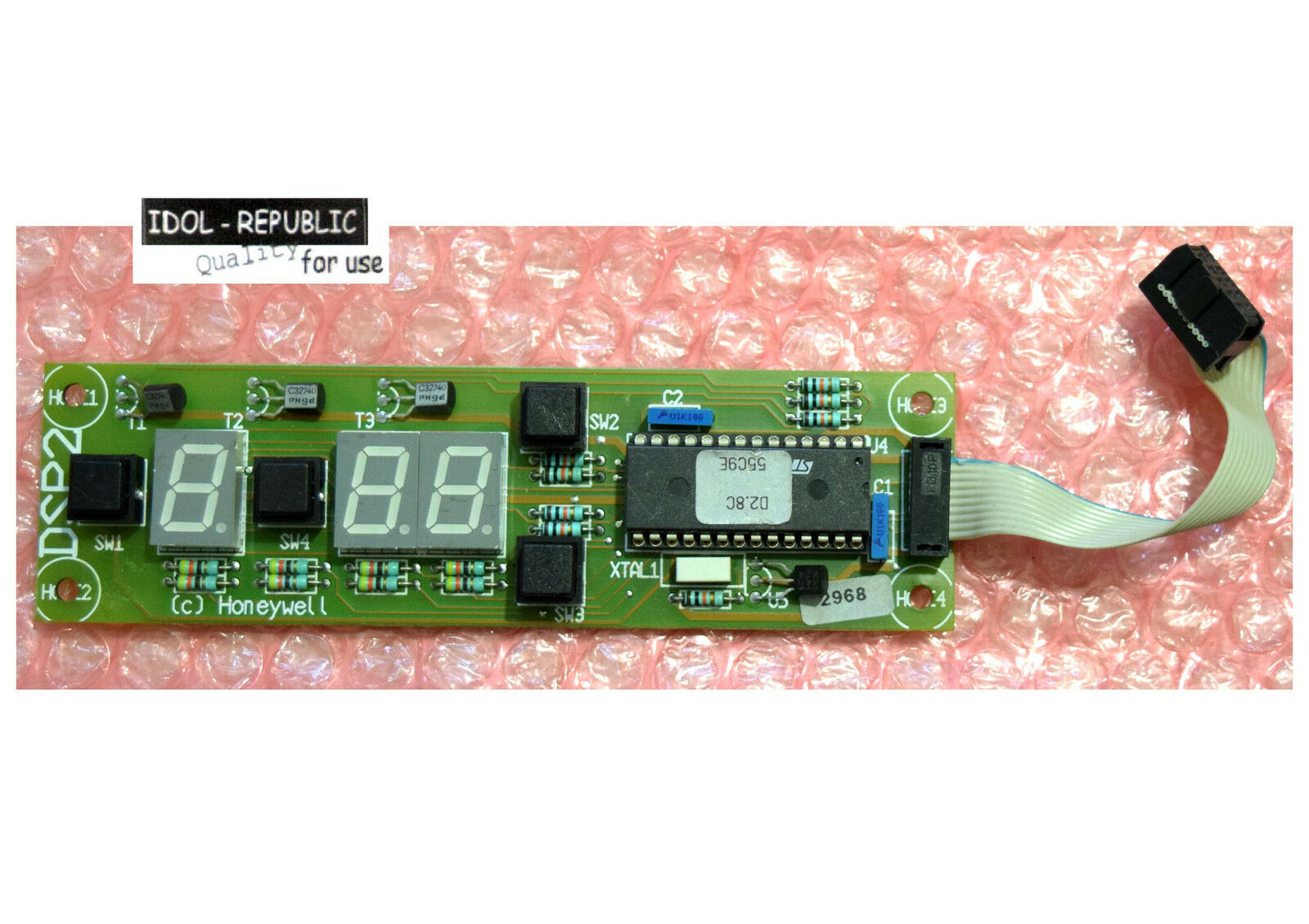 Rapido - - - Platine - DSP2 - Leiterplatte für Econpact 45 - Display Bedienteil DSP2 339492