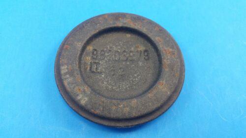 "WP98007065  98007065  Whirlpool Gas Range Burner Cap  3/"" Gray; KN-10a1"