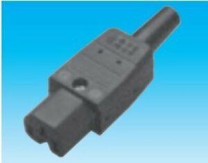 1//5pcs Schurter 4781 Power Cord Plug IEC