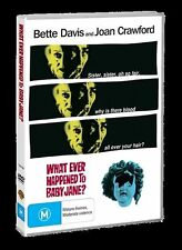 What Ever Happened to Baby Jane? NEW R4 DVD