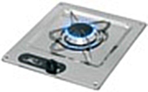 Osculati Einbaukochfeld 1-Flamme 320 x 285 mm
