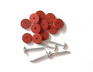 5 Stück Minibären Gelenksatz mit Fiberscheiben 6 mm - Mini Teddy-Gelenke