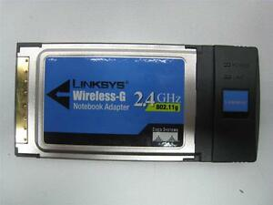 LINKSYS WPC54GS WIRELESS G NOTEBOOK ADAPTER WINDOWS 7 X64 DRIVER