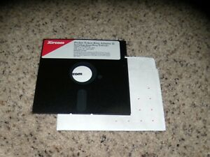 Pocket-Token-Ring-Adapter-II-Version-3-00-on-5-25-034-disk