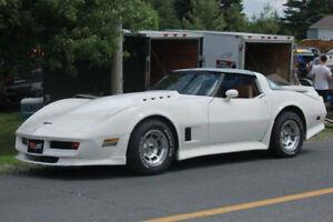 Corvette Stingray 1981