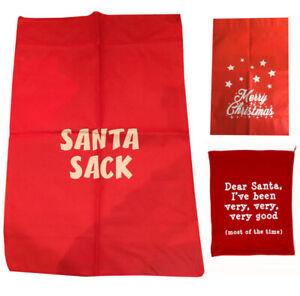 Brand New Giant Santa Sack Christmas Shop