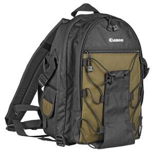 Genuine-CANON-EOS-Backpack-Bag-Case-200EG-9246-for-D-SLR-SLR-RF-Mirrorless-Lens