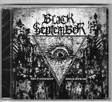 Black September - The Forbidden Gates Beyond CD