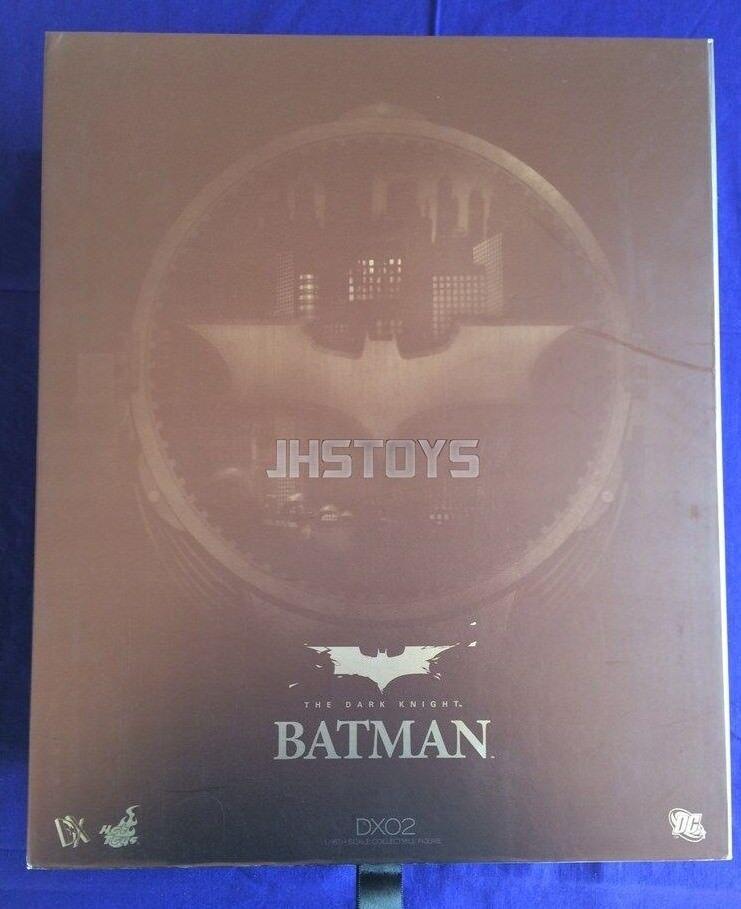 Nuevo Hot Juguetes 1 6 Batman El Caballero de Bruce Wayne Christian Bale DX02 Japón