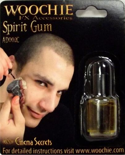 WOOCHIE Spirit Gum CINEMA SECRETS High Quality Prosthetic