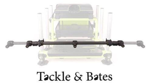 Matrix NEW  3D Extendable Tool Bar Inc 3 Clamps Match Pole Feeder Coarse Fishing