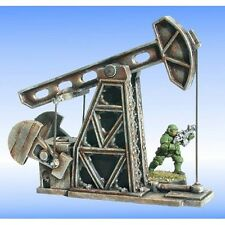 Armorcast 28mm Resin Terrain ACTM008 Oil Well (2 pcs) Unpainted