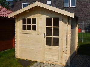 Gartenhaus Fußboden Versiegeln ~ Mm m gartenhaus inkl mm fußboden gerätehaus lily mit