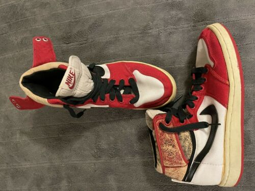 Very Rare Jordan 1985 Ajko Nike Shoes Size 5.5