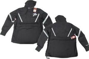 Philadelphia 76ers Mens Mitchell & Ness Reflective Black Anorak Jacket