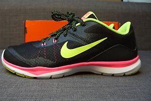 Flex de 5 course 38 Wmms femme Training Chaussures Chaussures 5 Gr Trainer Nike pour d'origine qwBU8T