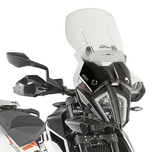 AF7710 GIVI Cupolino Scorrevole Trasparente AIRFLOW per KTM 790 Adventure 2019