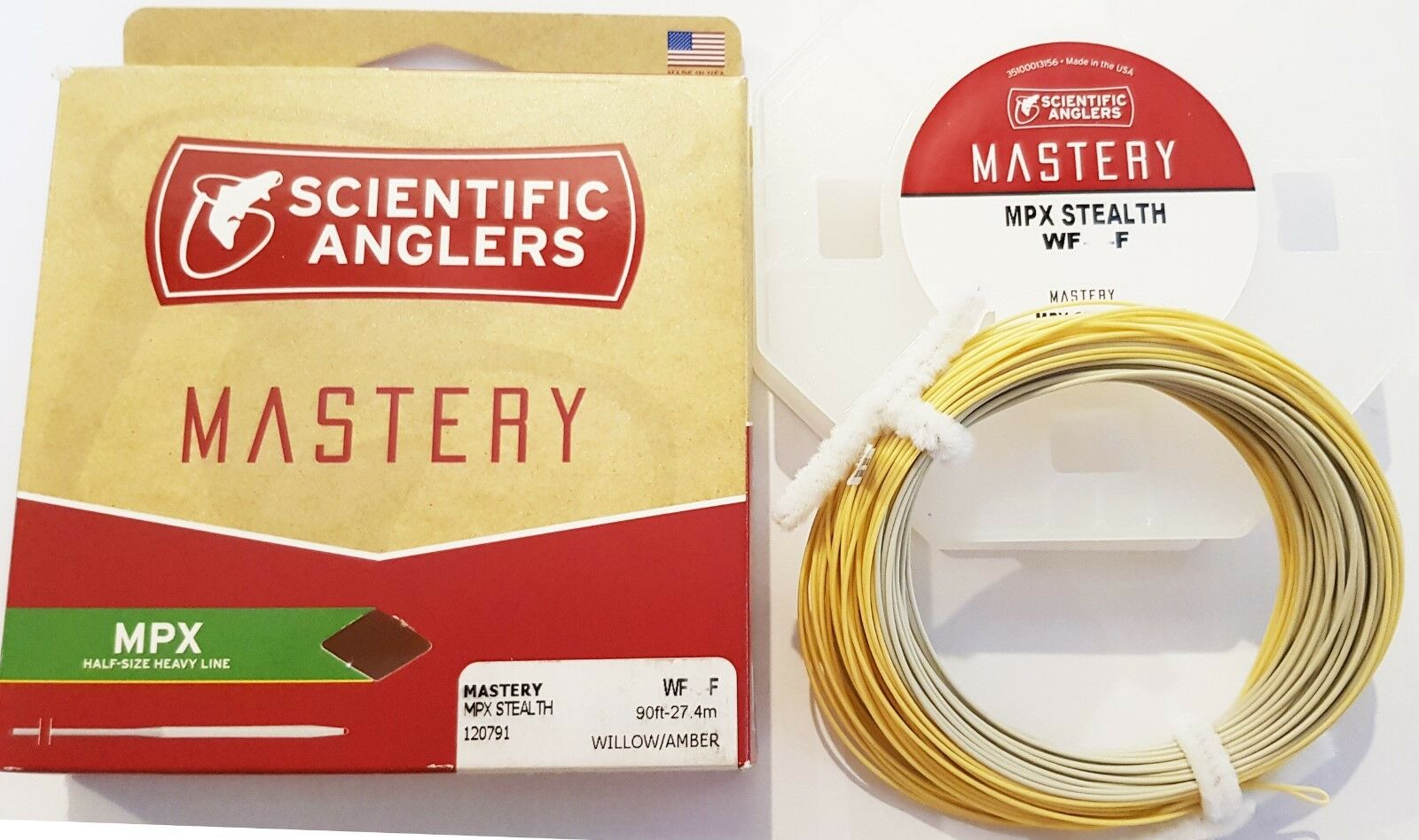 3M Scientific Anglers Mastery MPX WF-4-Floating - Neu
