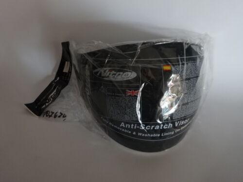 Original Nitro Visier X509-V getönt Visiere Visor Helmvisier 107674 Helmet