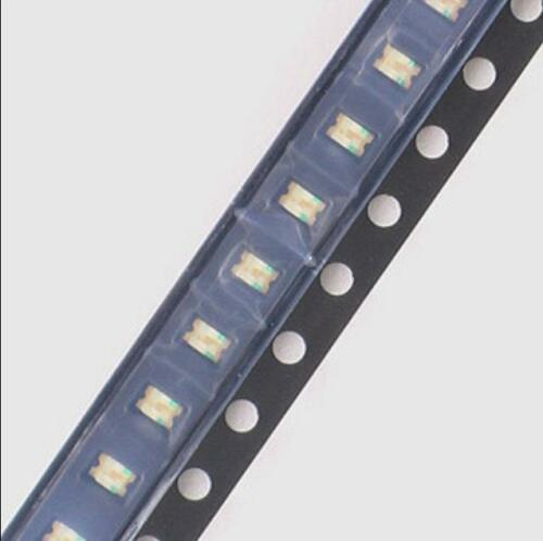 500 pcs SMD SMT 1206 Super bright BLUE LED lamp Bulb NEW
