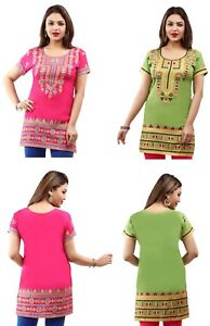 WOMEN-FASHION-INDIAN-KURTI-TUNIC-TOP-LIMITED-TIME-OFFER-9-99-ONLY-171-C-D
