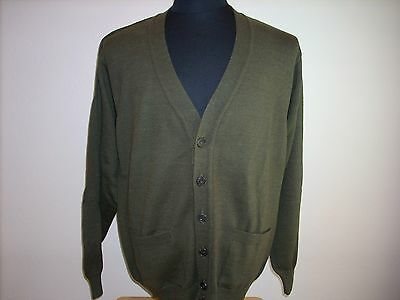 Cardigan Sweaters - 100% Wool - NEW - Mens Clothing-Casual Shirts