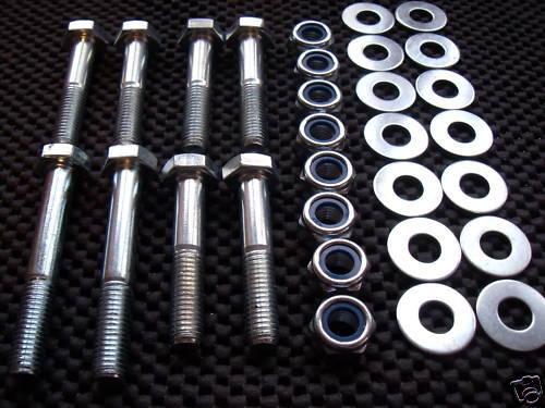 LOTUS ELISE,EXIGE,vx220 ,coil over shock absorber bolts 8.8